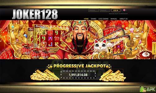 Joker128 Agen Resmi Tembak Ikan Online