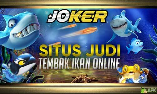 Daftar Agen Judi Joker123 Tembak Ikan Online